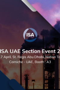 ISA UAE 2019 Exhibition