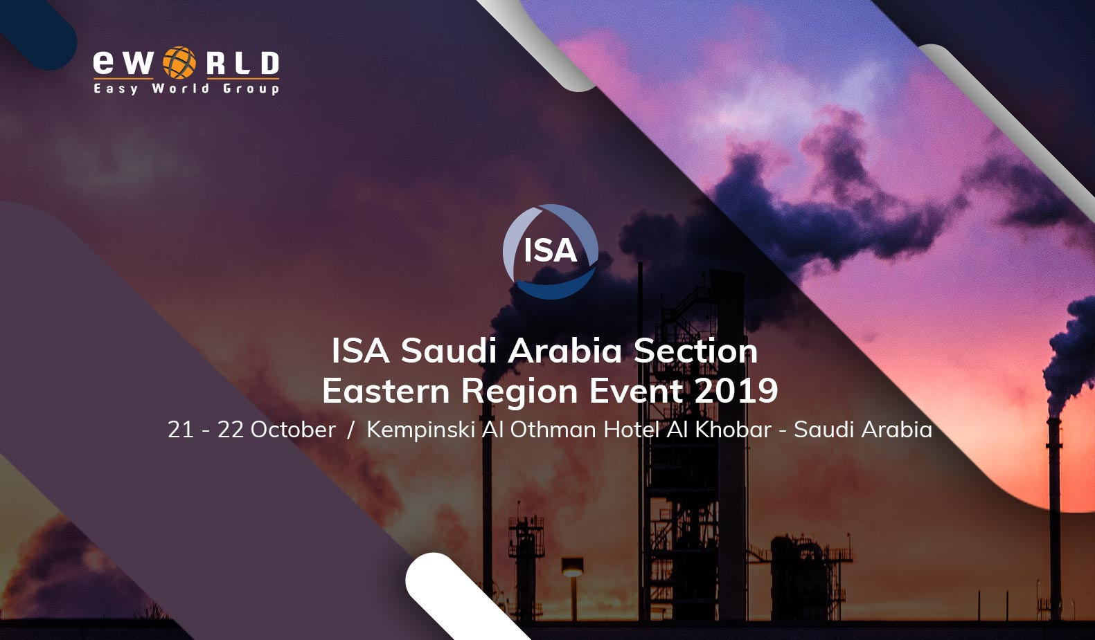 ISA Saudi Arabia Section 2019